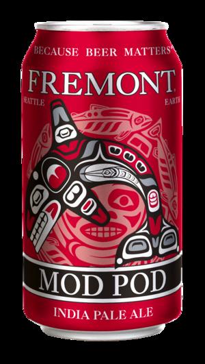 Fremont MOD POD India Pale Ale / © Fremont Brewing Company