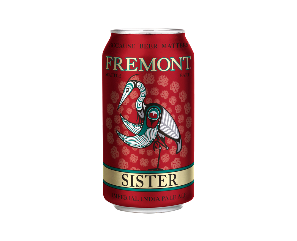 Fremont Sister Imperial India Pale Ale  / © Fremont Brewing Company