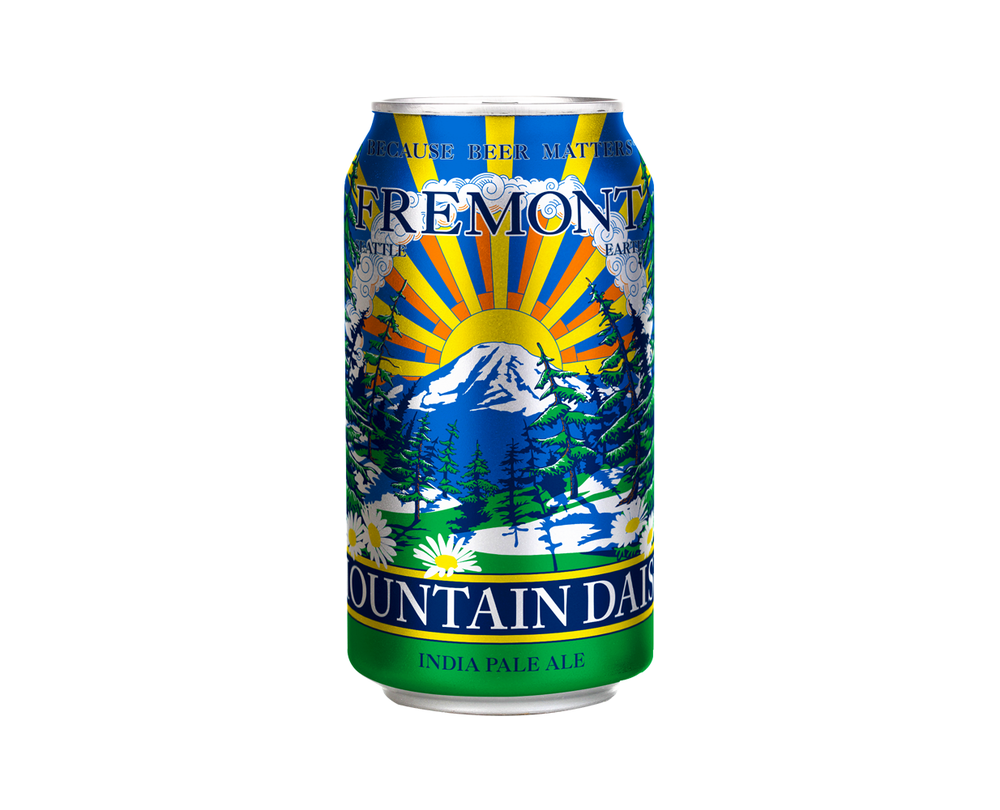 Fremont Mountain Daisy India Pale Ale  / © Fremont Brewing Company