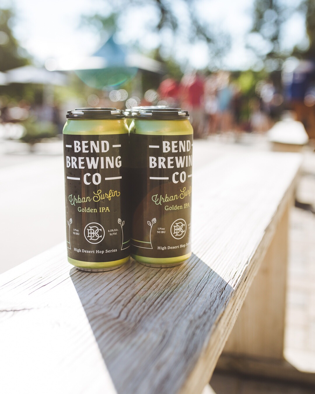 Bend Brewing Company announces the release of Urban Surfin