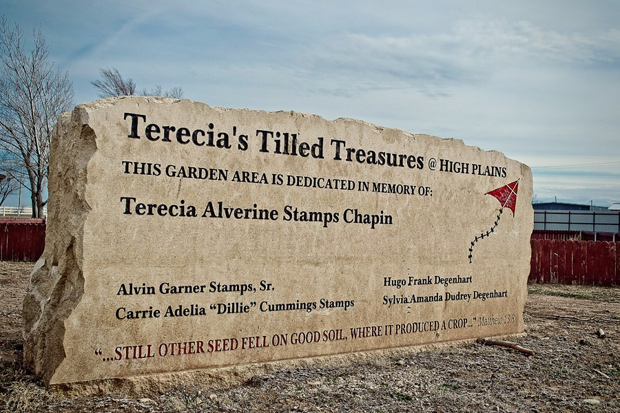Terecia's Tilled Treasures