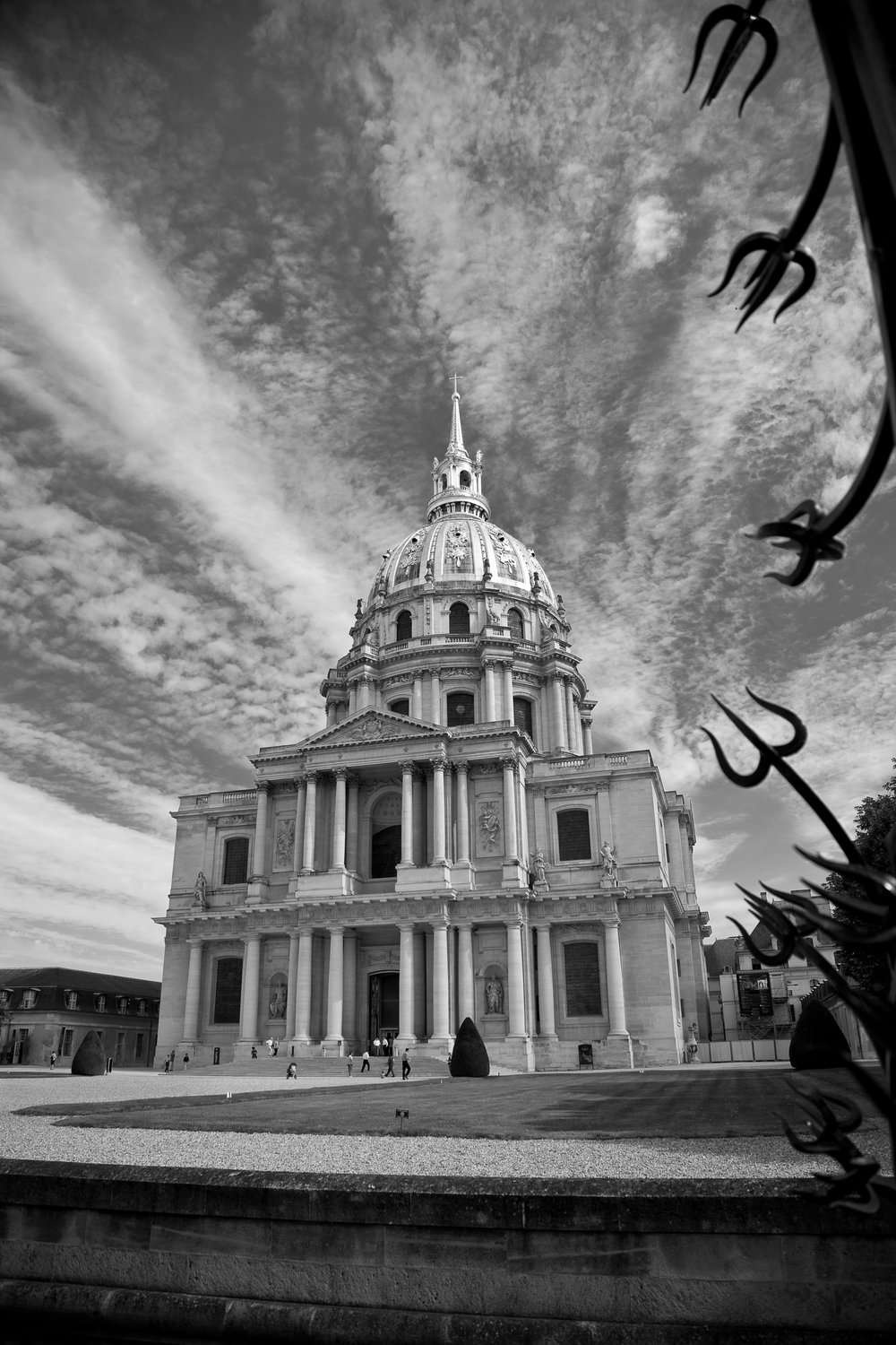 Invalides , Paris