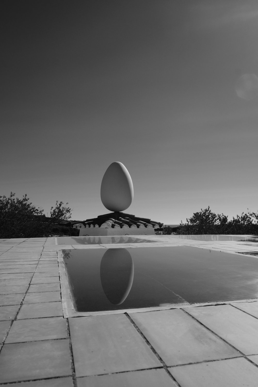 Dalí's Egg, Cadaqués