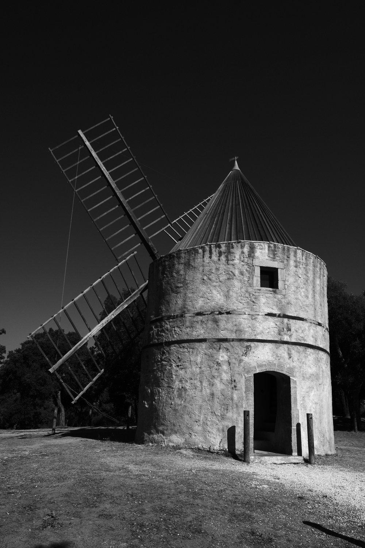 Wind Mill , Ramatuelle