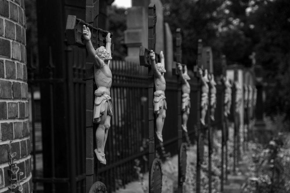 Crosses , Prague