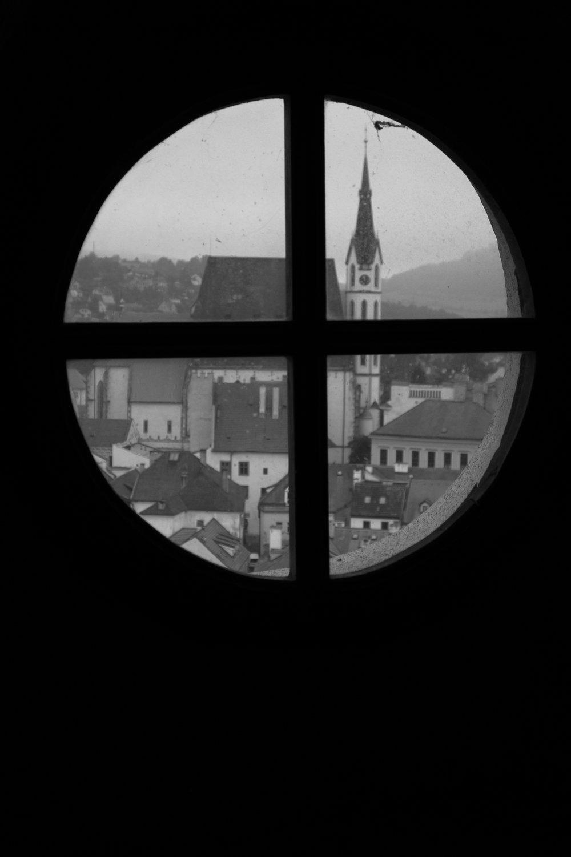 Window View, Český Krumlov