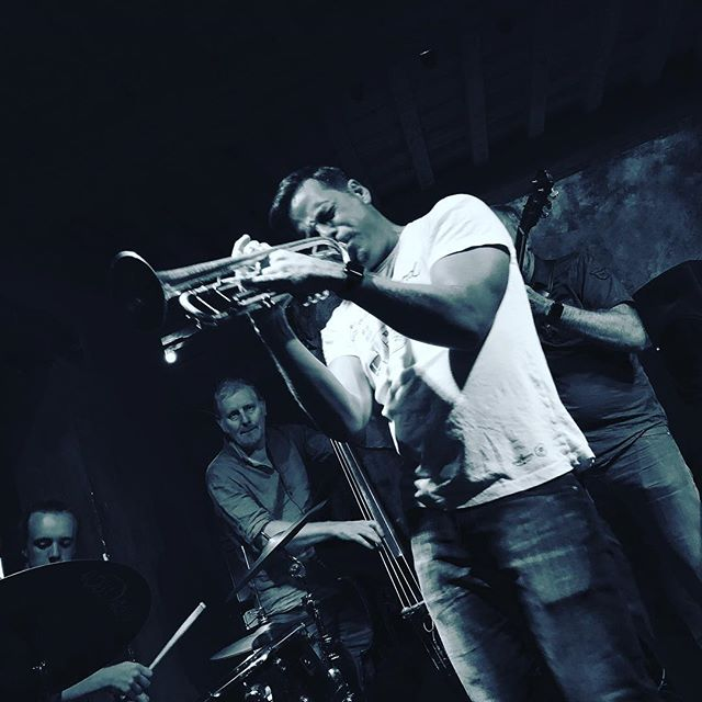 De Muze jazz club in Antwerp, Berlin