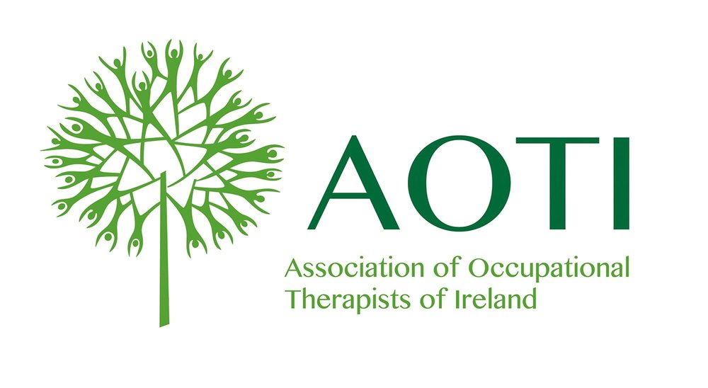 Comprehensive re-brand for the Occupational Therapists in Ireland