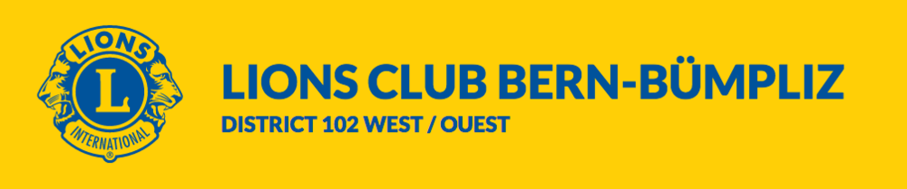 Logo Lions Club Bern-Bümpliz
