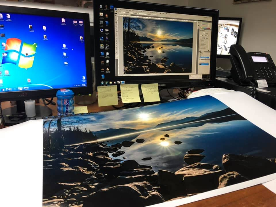 Large Format Printing