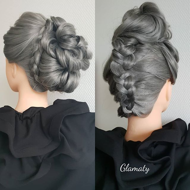 "Stylish Dutch Braid Hairstyles ""Cristi"" & ""Reina"" Photo Shoots • Weddings • Performances • Parties Contact hello@glamaty.com  #amsterdam #amsterdamhair #dutchbraids #dutchbraid #netherlands #holland #glamaty #rotterdam #amsterdambride #amsterdamwedding #dutchwedding #dutchhair #amsterdamexpat #amsterdambridal #amsterdamhairstylist"