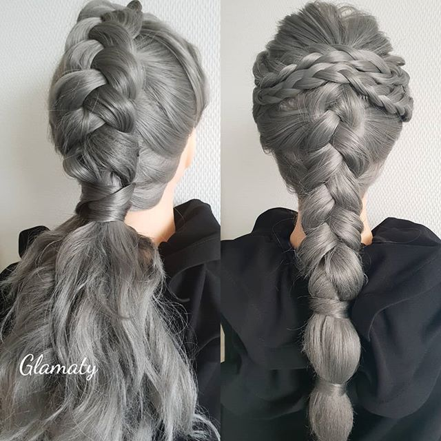 "Stylish Dutch Braid Hairstyles ""Bella"" & ""Muñeca"" by @glamaty Photo Shoots • Weddings • Performances • Parties Contact: hello@glamaty.com • • • #amsterdam #amsterdamhair #dutchbraids #dutchbraid #netherlands #holland #glamaty #rotterdam #amsterdambride #amsterdamwedding #dutchwedding #dutchhair #amsterdamexpat #amsterdambridal #amsterdamhairstylist #thenetherlands #amsterdamweekend #amsterdamtour"