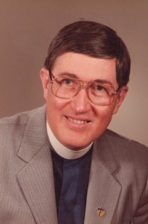 Pastor John Lucas