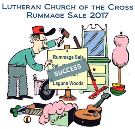 lutheran church of the cross_rummage sale_success.png