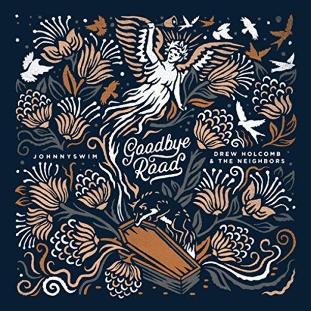 If you have ever wondered how God uses artist to speak truth, check out @drewholcombmusic and @johnnyswim new album #GoodbyeRoad. #CuratingTheDivine