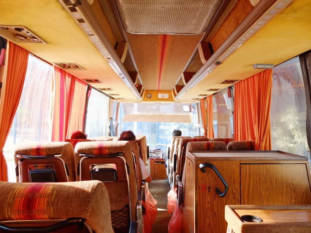 Is there room on your bus for people who won't support you wholeheartedly along the way?