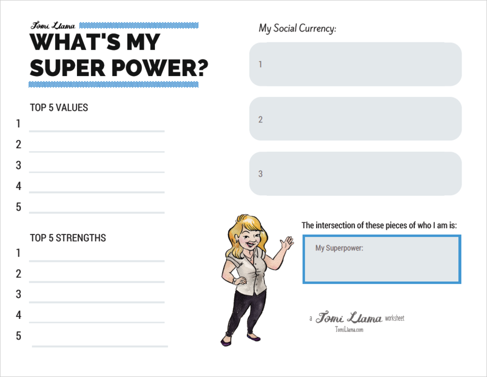 The Superpower Model