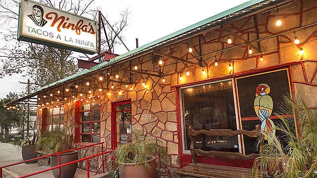 Located At: 2704 Navigation Blvd The Original Ninfa's on Navigation is only a 8 minute walk from HQ.