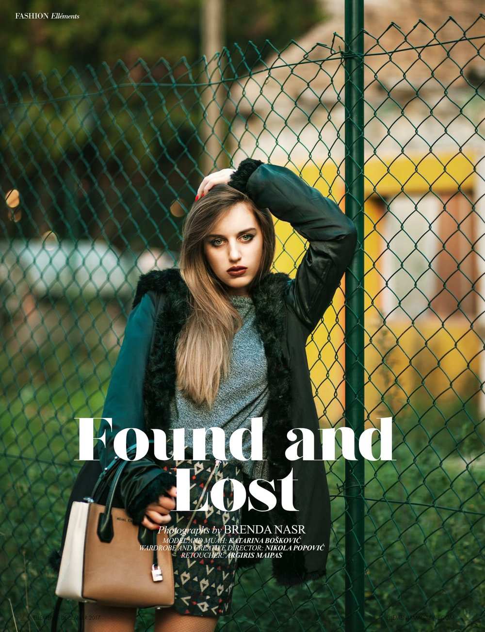 """""""Found and Lost"""""""