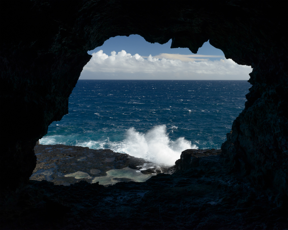 Old Woman's Cave / Kalawoo