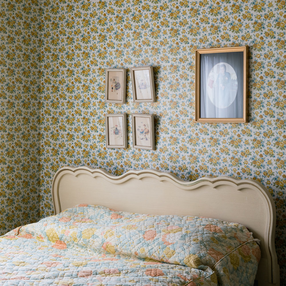 untitled (yellow bedroom)
