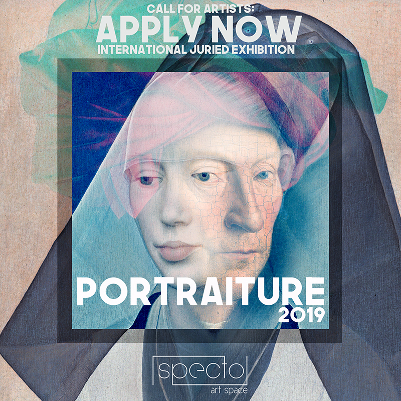 PORTRAITURE 2019 | APPLICATIONS OPEN, APPLY NOW!