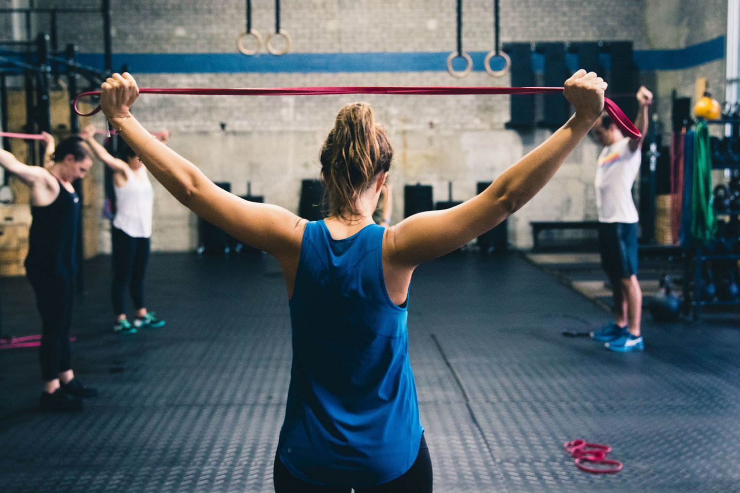 Programs — CrossFit North Williamsburg