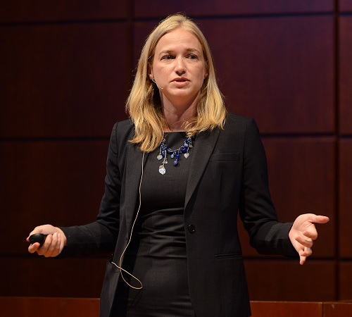 ALMA ASAY  Redefining Complex Litigation: A Former BigLaw Attorney's Journey into the Startup World