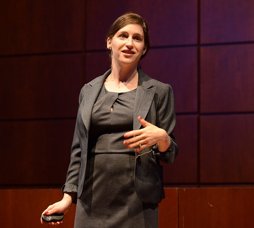Kate Johnson  Productivity Transformation through Technology: Lessons from Google for Work