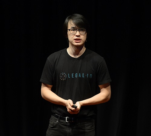 Tony Lai  Blockchain and the Legal Profession: Crypto Infrastructure