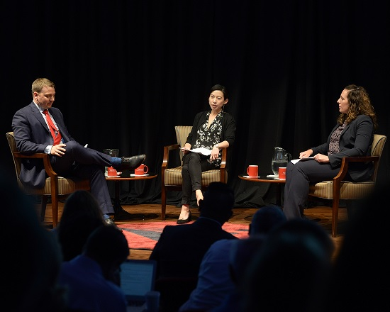 JESS CHENG & AMY HARTMAN (WITH JUSTIN STEFFEN)  REGULATORS MOUNT UP: THE EVOLUTION OF REGULATORS' INTEREST IN CRYPTO AND POTENTIAL FUTURE AREAS OF REGULATORY FOCUS
