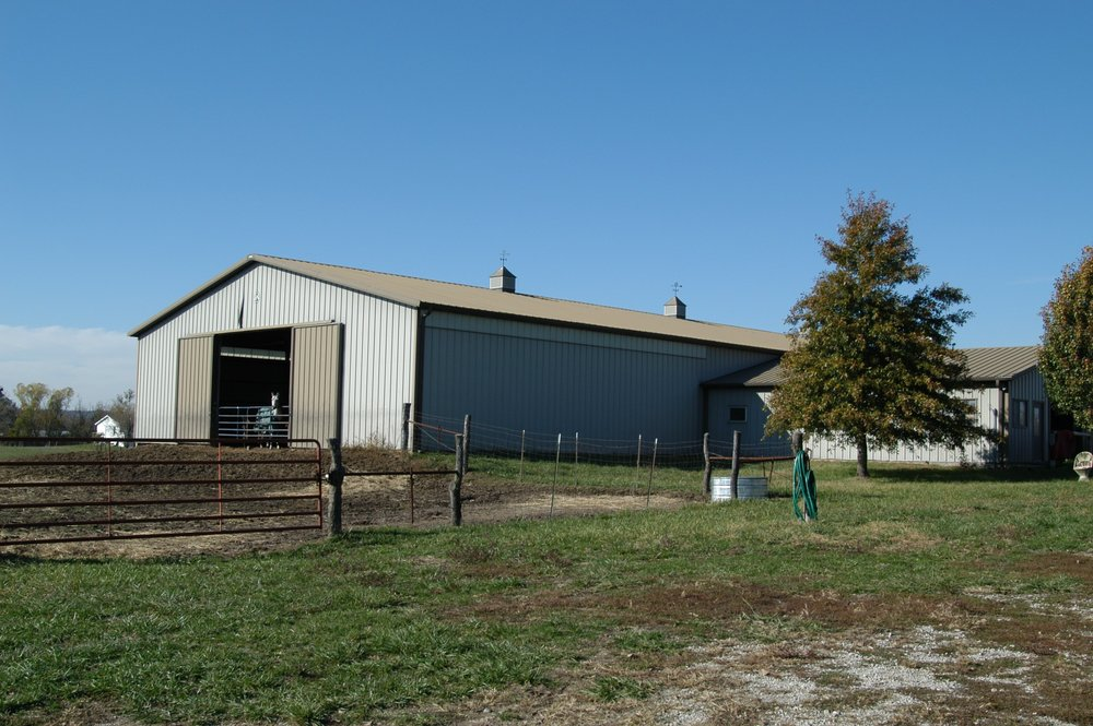 Our big barn