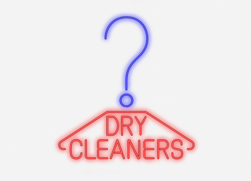 How to Talk to Your Dry Cleaner