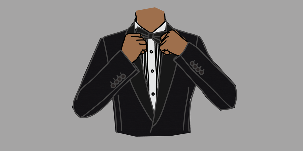 Tuxedo Shirt Options
