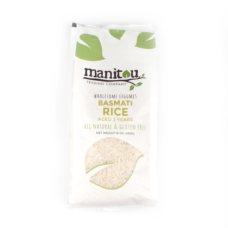 Aged Basmati Rice