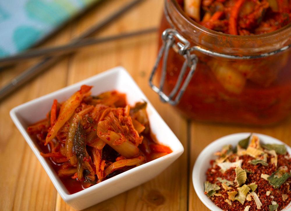 Basic Napa Cabbage Kimchi (Baechukimchi)