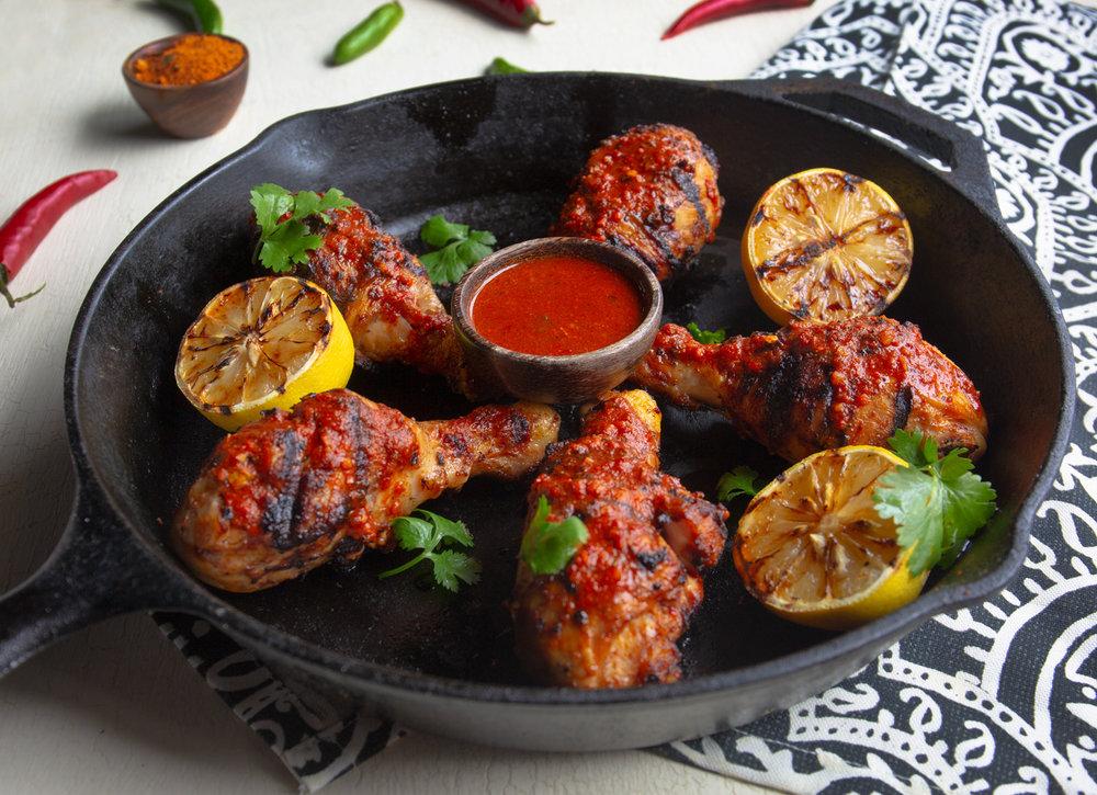 Piri Piri Grilled Chicken