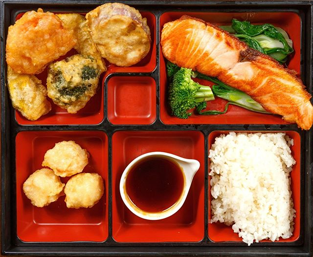 We offer more than just Sushi! Order one of our cooked platters today!