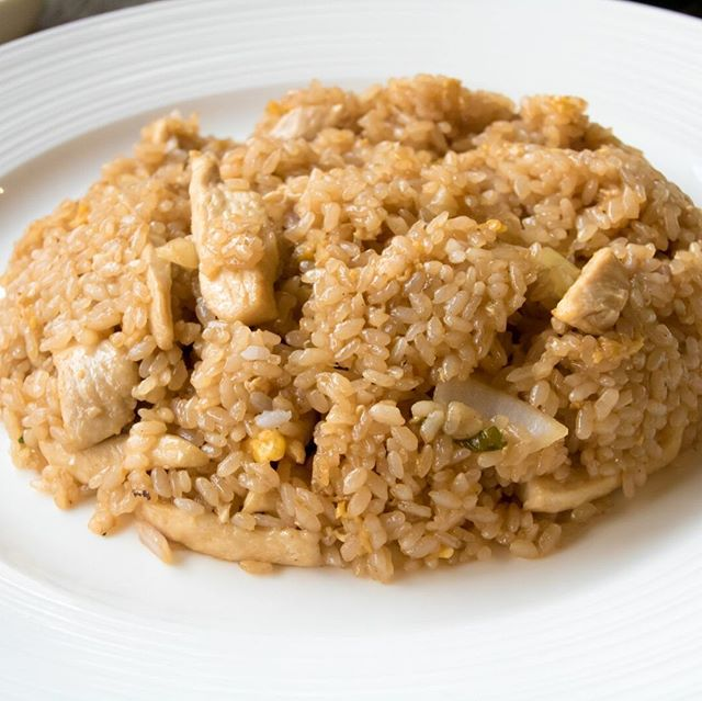 Our chicken fried rice is like no other!