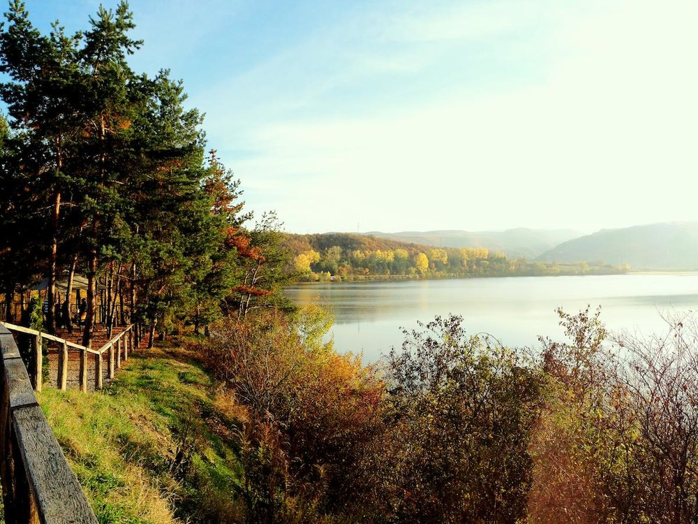 Tarnita Lake (40' from Cluj)