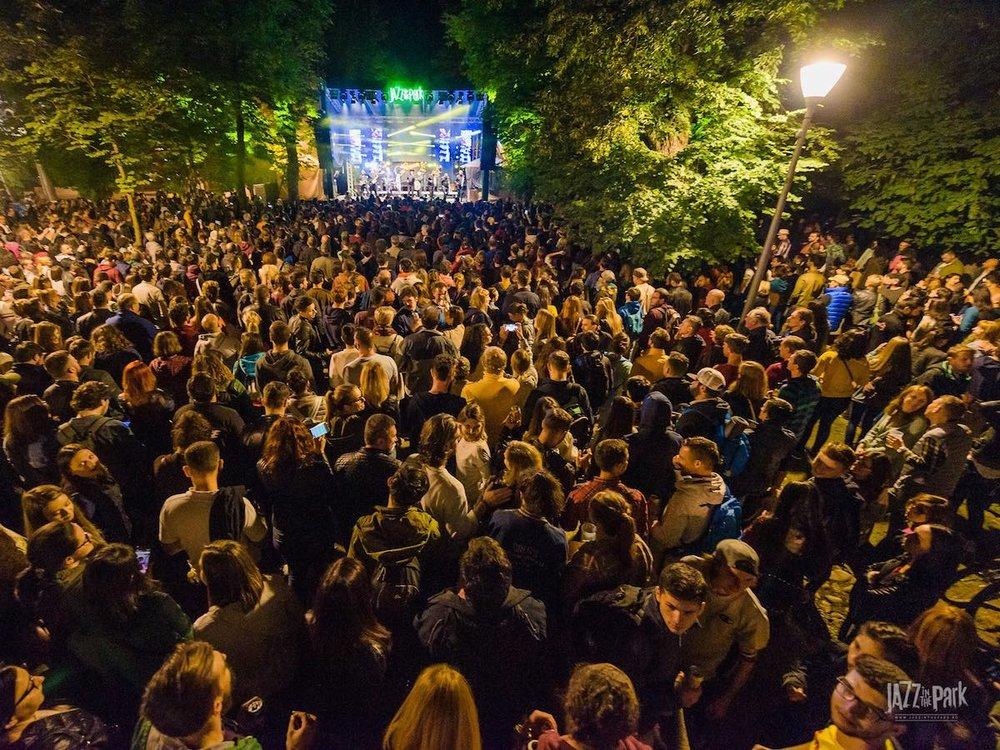Jazz in the Park Festival ©