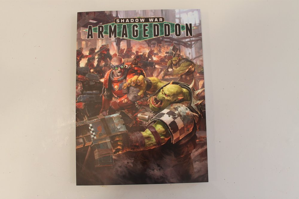 Shadow War Armageddon: Rules