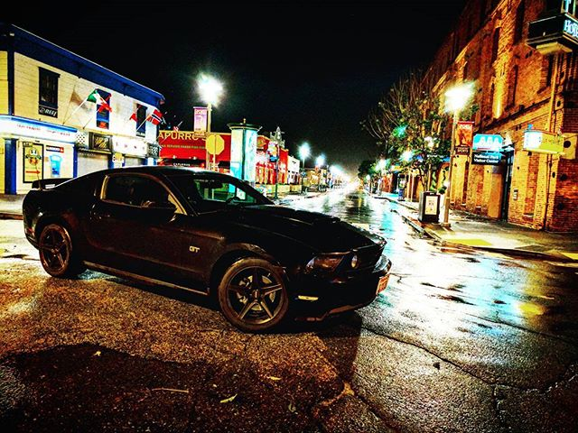 Keeping an eye out when darkness falls ... @sanfran.fitness #SLYSTR #mustang #mustanggt #mustanggt2010 #mustang4life #ford #americanmuscle #blackmustang #IAmNotACarIAmAMustang #mustanglovers #lovemustang #mustangram #drivetothewest #goldenstate #californialovin #bayarea #sanfrancisco #sfliving #photooftheday #instagood #visitsanfrancisco #mustangfamepage #mustangoftheday #mustangsdaily #fullofmustangs #nightcrawler #afterhours #darkknight #prowling #citylights