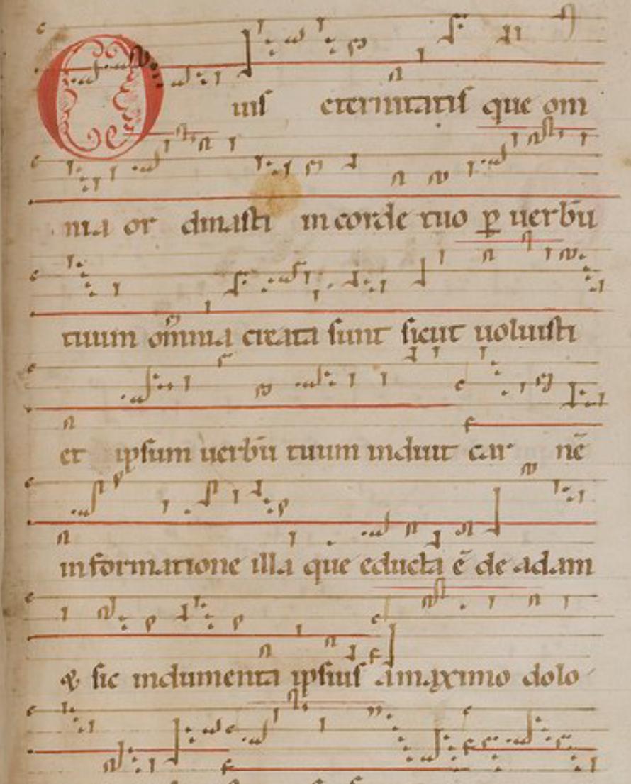 Hildegard Von Bingen, Ordo Virtutum (c.1151)