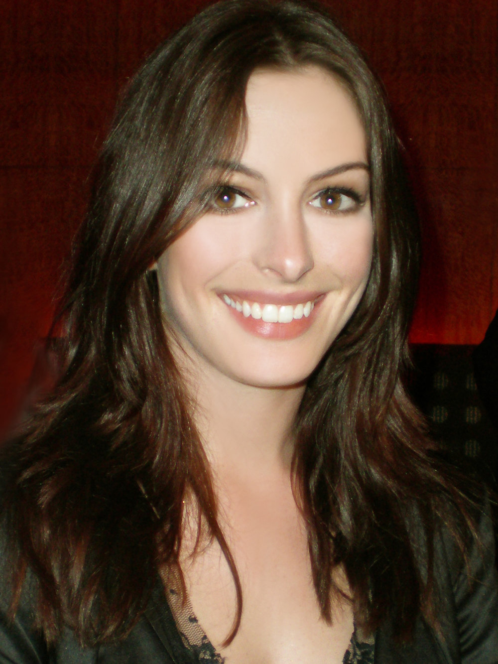 ANNE HATHAWAY | ACTRESS