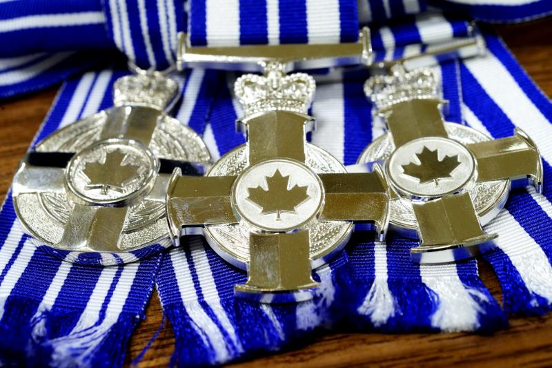 Médaille du Service Méritoire