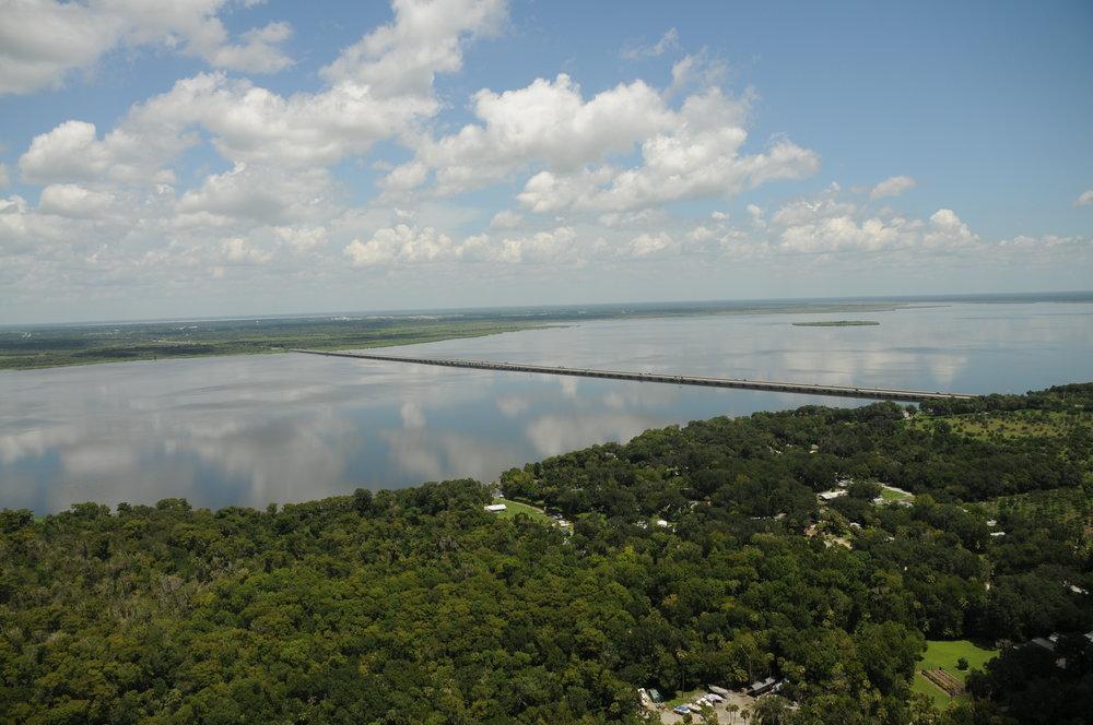 Lake Jessup, Aerial Innovations