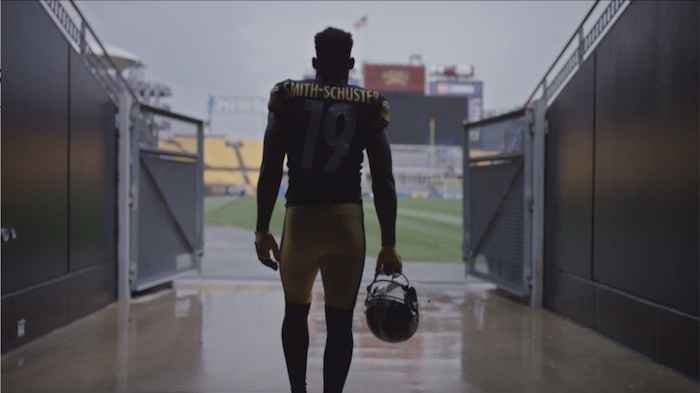 Bridgestone/NFL</br><em>Clutch Performance</em>|branded liveaction