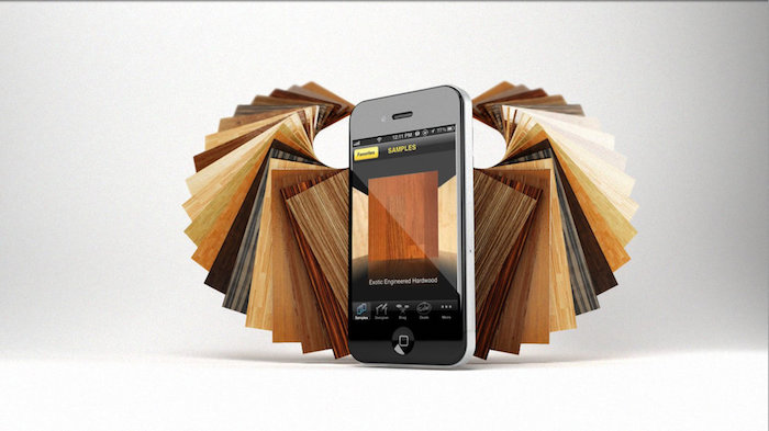 Lumber Liquidators</br><em>App</em>|vfx