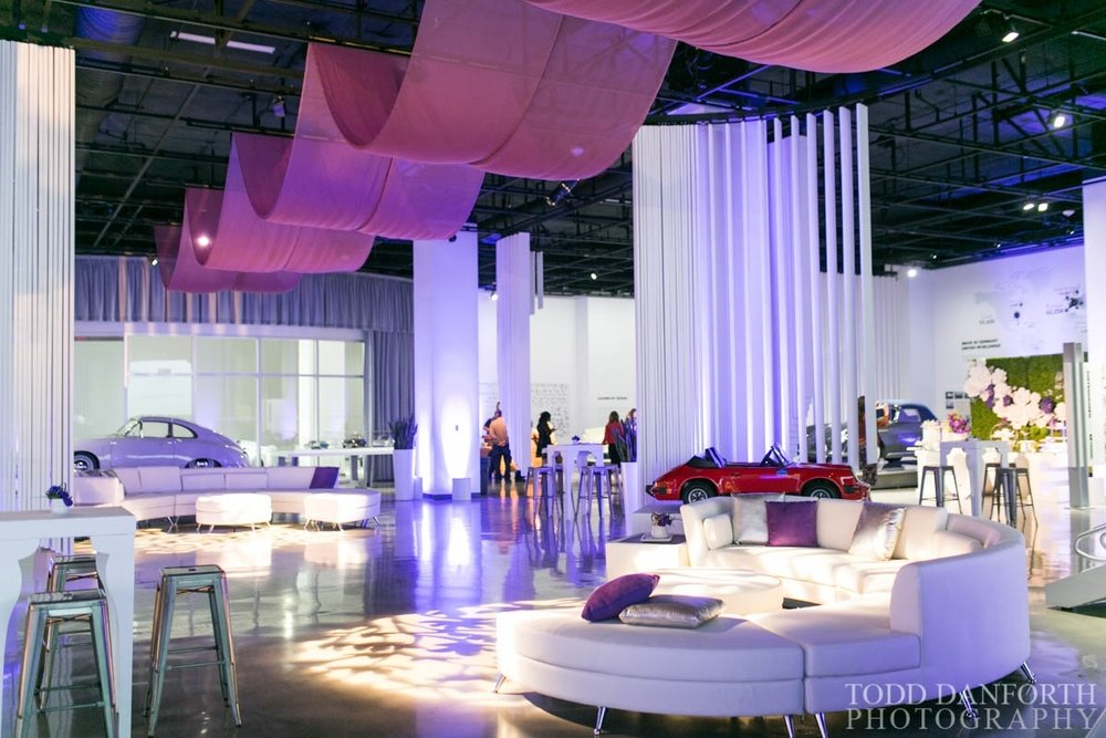 ARTISTRY FLOOR - PETERSEN PRIVATE EVENTS